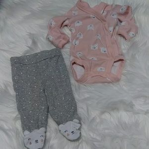 🚼Preemie outfit